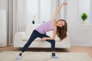 Flexibility Training for brain power